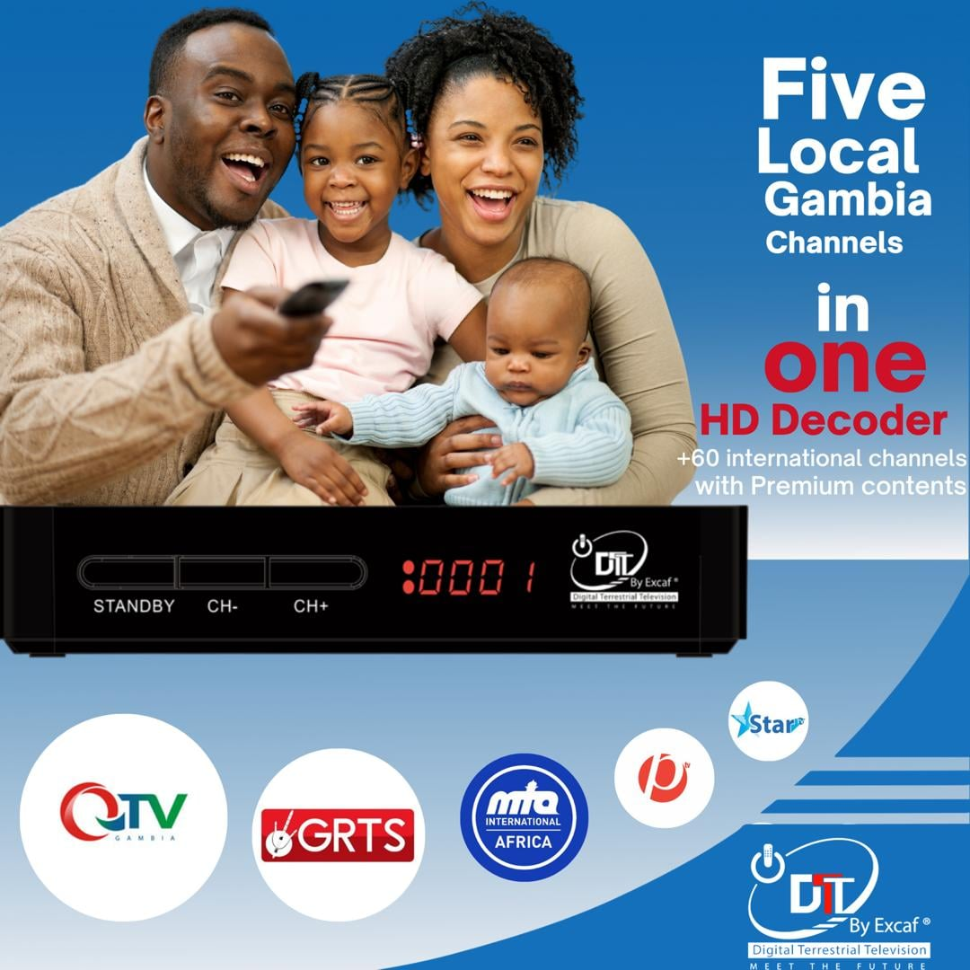 Leral Tv skims the Gambian audiovisual space on channel 28 ( english )