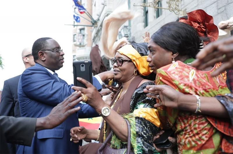 Forte participation à la levée de fonds du Pastef: Est-ce le désamour entre Macky Sall et la Diaspora?