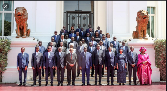 Conseil des Ministres de ce mercredi 13 janvier 2020