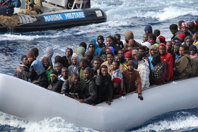 îles Canaries: 176 migrants sénégalais en grève de la faim