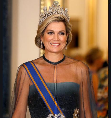 La Reine Máxima des Pays-Bas, en visite virtuelle au Sénégal