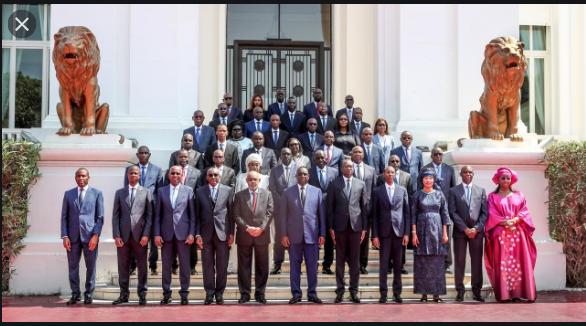 Conseil des Ministres de ce mercredi 20 janvier 2020
