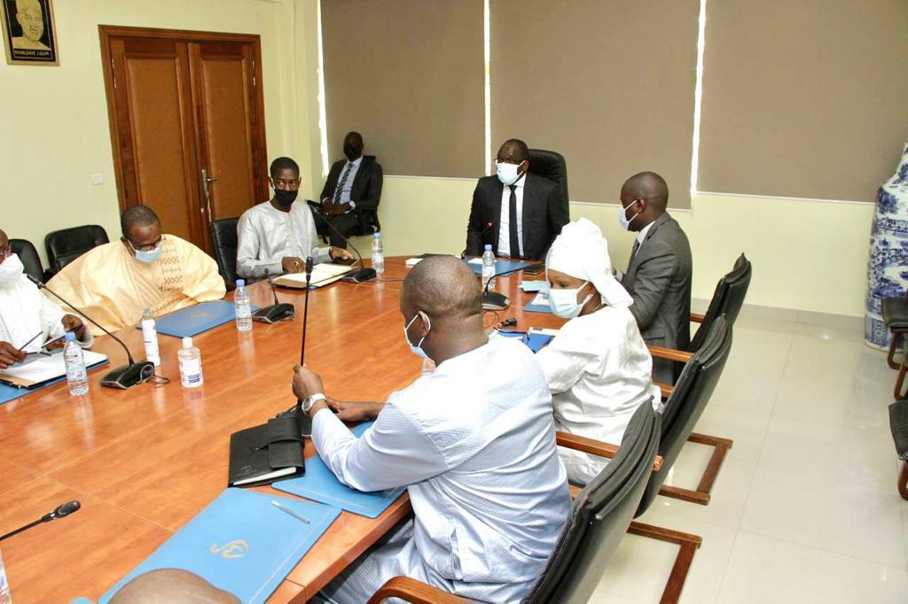 Abdoulaye Diouf Sarr souhaite le repositionnement de l'ACBEP comme instrument de construction