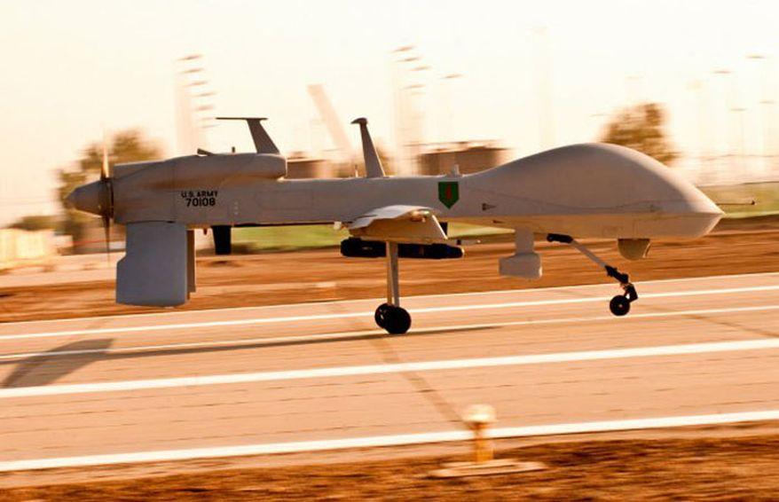 Niger: Dysfonctionnement d'un drone américain et atterrissage d'urgence