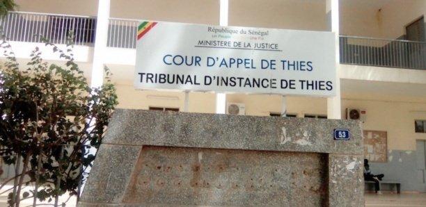 Covid-19: Un greffier et des agents du tribunal de Thiès testés positifs
