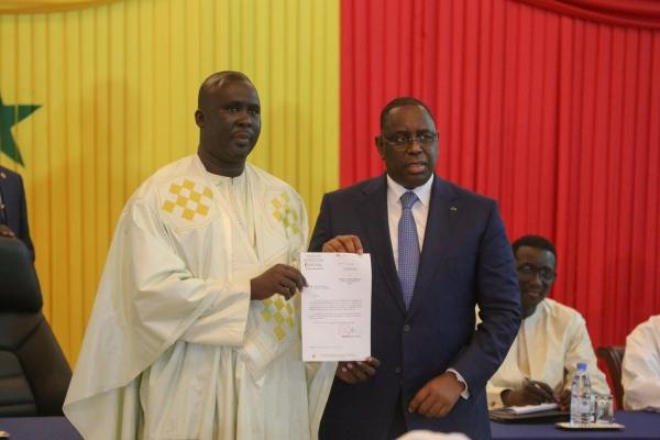 Une délégation des habitants de Mbour 4 a été reçue ce mardi à la Présidence de la République.