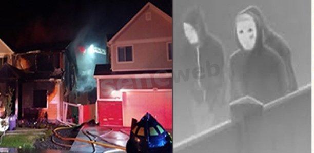 Incendie qui a tué la famille Diol: 3 jeunes arrêtés (Police de Denver)