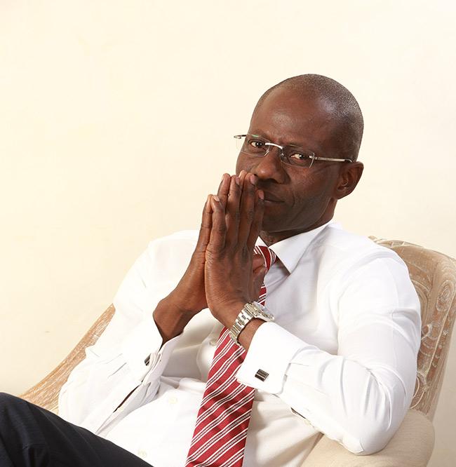 Le leader du parti Jengu Tabax en deuil: Boubacar Camara a perdu hier son père