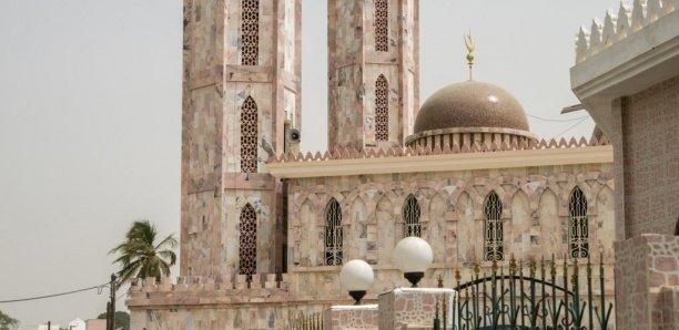 Construction de la Grande mosquée de Tivaouane: Les Tidianes du Canada décaissent plus de 21 millions FCfa