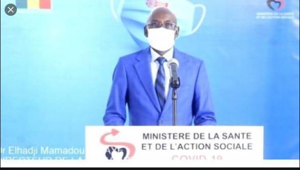 Covid-19: Le Sénégal enregistre 4143 patients sous traitement, 10 décès et 54 cas graves