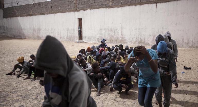 Trafic d'êtres humains: 50.000 victimes détectées en 2018