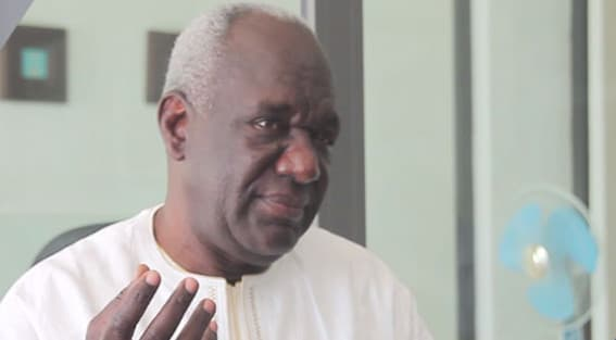 Pr. Babacar Kanté remplace le Général Niang