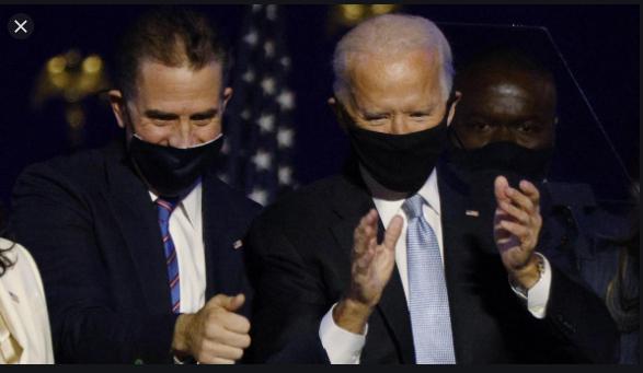 Etats-Unis: Hunter, fils de Joe Biden va publier son autobiographie