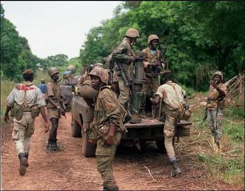"""""""Sept militaires tués à Sindian"""": La Dirpa dément et clarifie"""