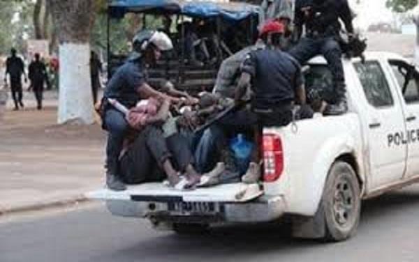 Après les 20 jeunes sous mandat de dépôt: D'autres militants de Pastef arrêtés le week-end passé