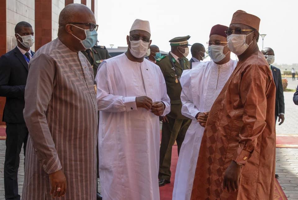 Urgences du G5 Sahel. Macky Sall décaisse un milliard FCfa en soutien