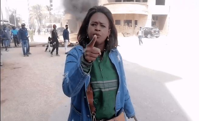 Khadija Mahécor Diouf, Pastef: « L'avenir du Sénégal ne se fera pas sans Pastef Les Patriotes »