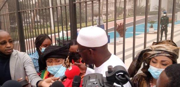 Affaire Adji Sarr / Ousmane Sonko: Le leader de Pastef en route vers le procureur et le juge d'instruction si...