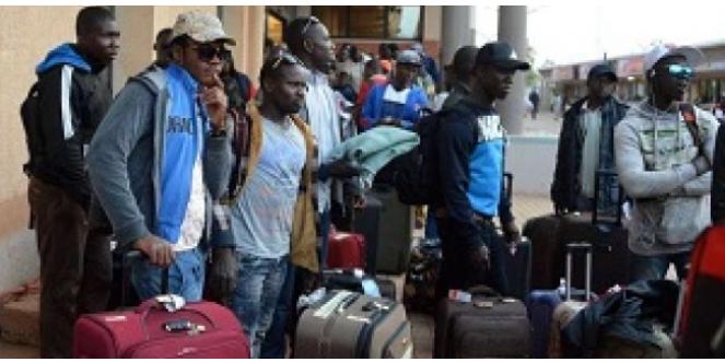 29 Sénégalais bloqués au Maroc, rapatriés