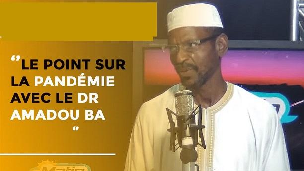 Dr. Amadou Bâ, spécialiste en Santé Publique: « Le couvre-feu, une décision administrative qui a propagé le virus»