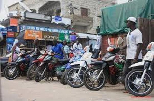 Kolda : Les conducteurs de mototaxis plaident pour leur formalisation
