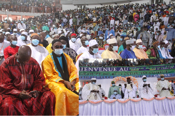Religion face à la Covid-19: La Tidjani offre une célébration grandiose du Maoulid à Abidjan