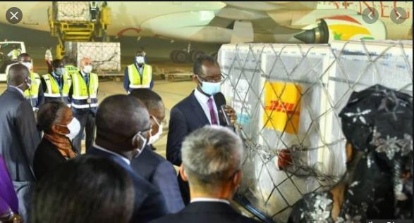 Covid-19: 10% des vaccins du Sénégal offerts à la Gambie et à la Guinée-Bissau