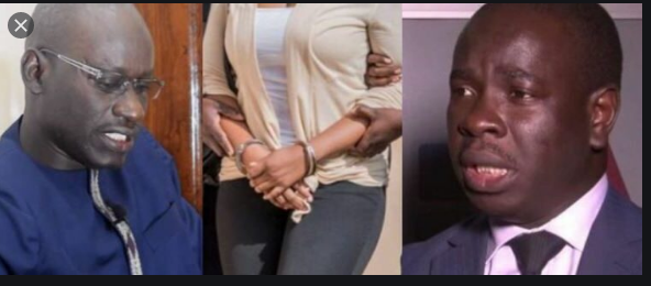 Affaire Sonko: Birame Soulèye Diop et Abass Fall sous mandat de dépôt
