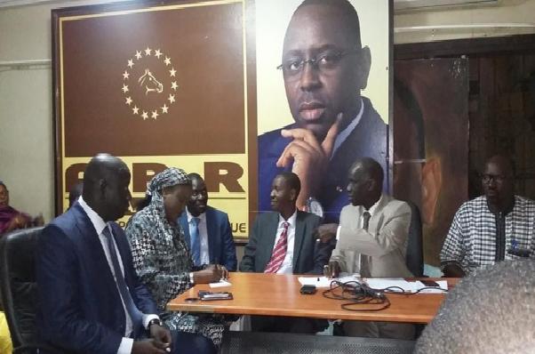 Contre-attaque des cadres de l'APR Keur Massar: «C'est injuste et malhonnête d'accuser le Président Macky Sall »