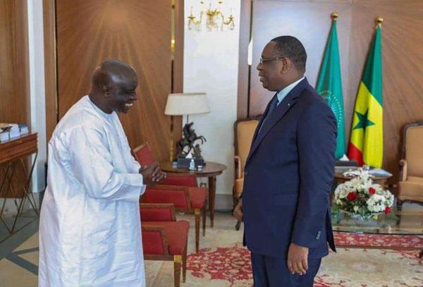 Retrouvailles entre Macky Sall et Idrissa Seck: Le rôle joué par Malick Gackou