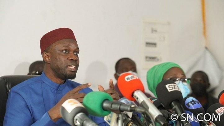 Affaire Adji Sarr- Voici l'intégralité du discours d'Ousmane Sonko