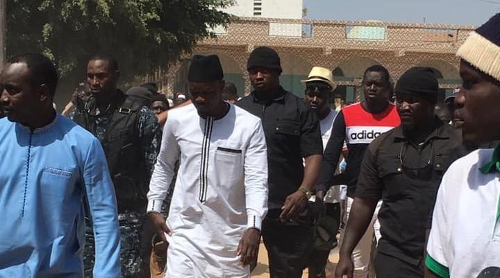 Ce que risque la garde rapprochée d'Ousmane Sonko en cas de délit de rébellion contre les...