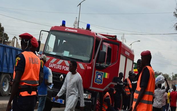 Incendie de Petersen: Le préfet de Dakar indexe les conditions d'exercice et le comportement des commerçants