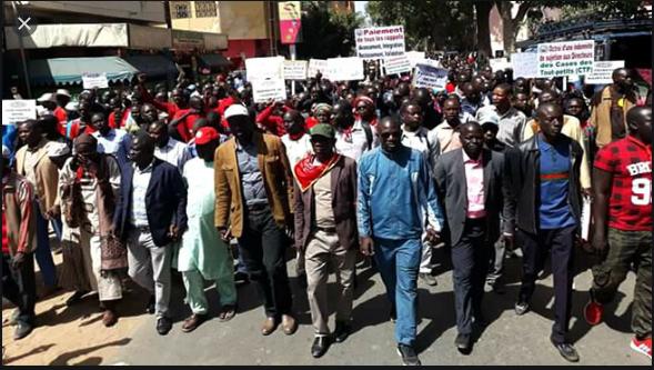 Arrestation de Dame Mbodji et Cie: Le G20 décrète une grève totale ce lundi