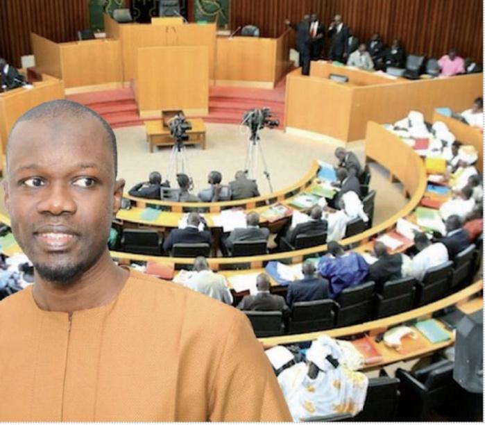 """Convocation de Ousmane Sonko: La lettre de l'Assemblée nationale qui """"retarde"""" le Juge"""