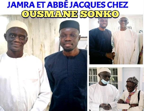 Mission de médiation: Après Ousmane Sonko, le collectif des religieux pourrait rencontrer Adji Sarr ce lundi