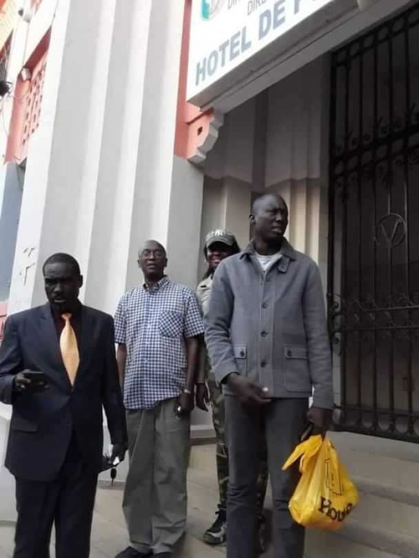 Urgent : Dame Mbodj et Abdou Karim Guèye libérés
