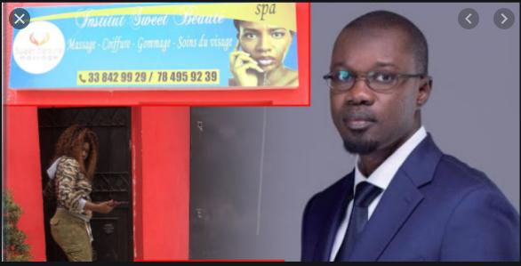 Ousmane Sonko devant le  juge d'instruction du 8e cabinet, ce mercredi à 9h