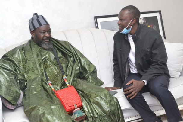 Ousmane Sonko va déférer à la convocation du juge: L'assurance est de Serigne Abdou Mbacké
