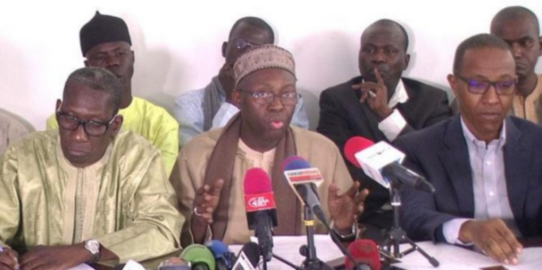 Le soutien du Front de résistance nationale à Ousmane Sonko