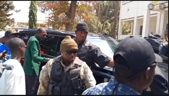 Le chef de la garde rapprochée de Ousmane Sonko, arrêté