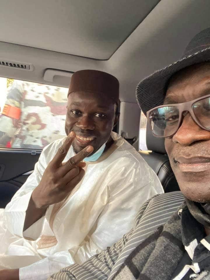 Ousmane Sonko placé en garde-à-vue: L'opposition et des forces civiles en conférence de presse à 16 heures