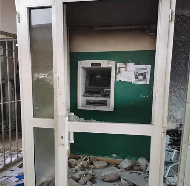 Une agence de la Banque Atlantique attaquée : 20 000 000 Fcfa emportés