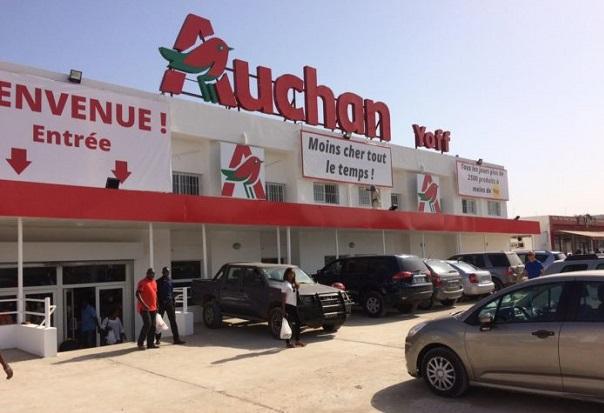 Mbour : Auchan complètement pillé, le nombre de détenus évadés revu à la baisse