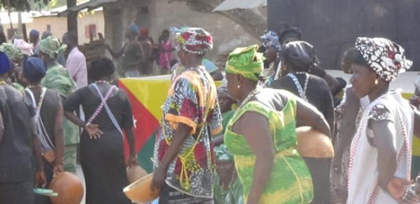 Manifestations - La Plateforme des femmes pour la paix en Casamance appelle à l'apaisement et...