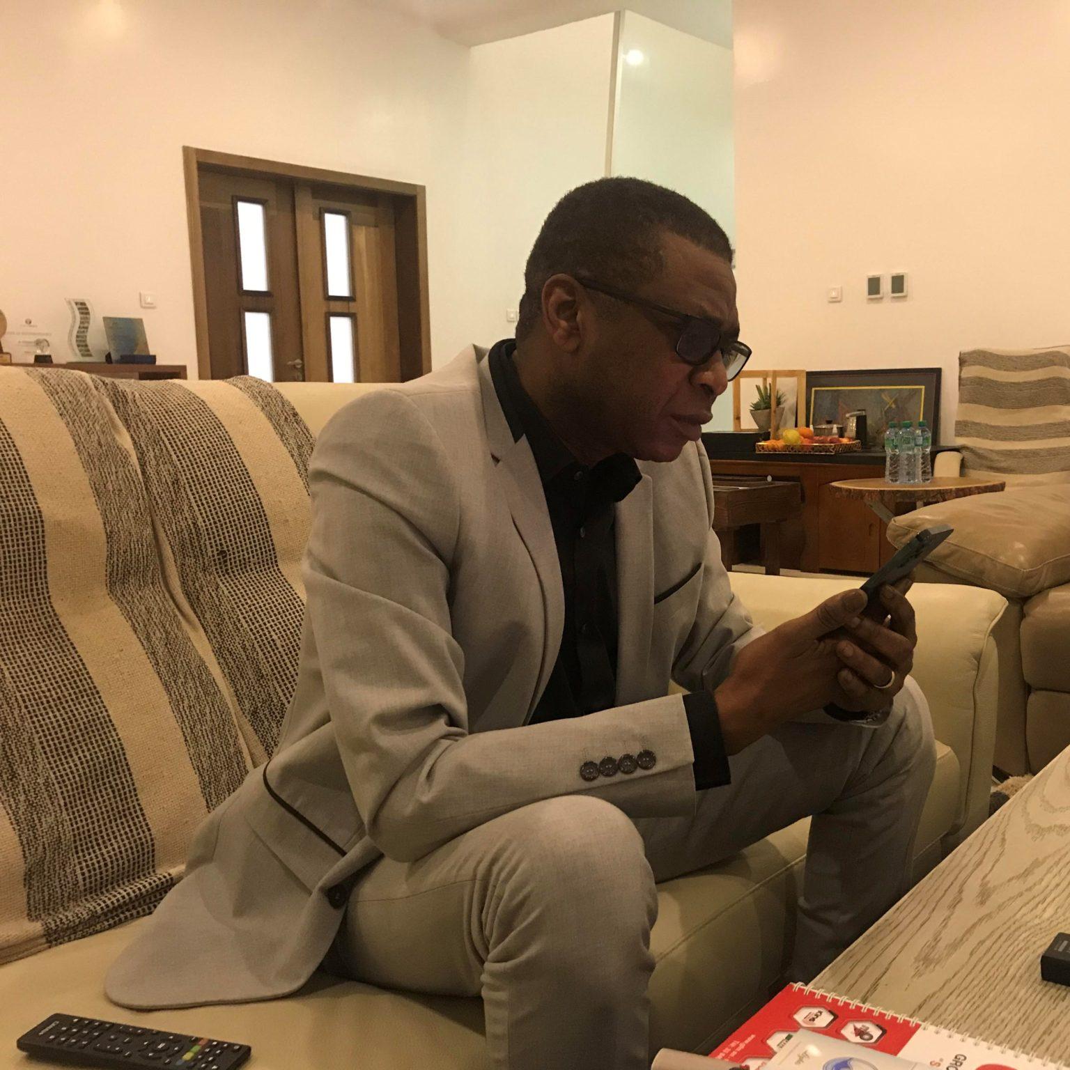 Youssou Ndour : « Je préfère voir mon matériel saccagé plutôt que de voir le sang des Sénégalais versé »