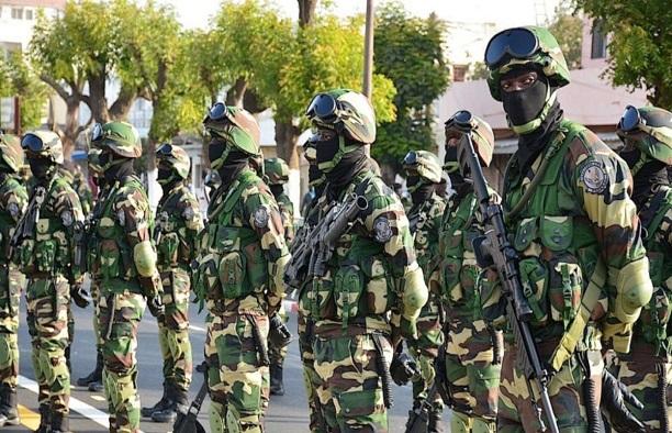 """Pour sécuriser Dakar: L'armée """"bunkérise"""" le centre-ville !"""