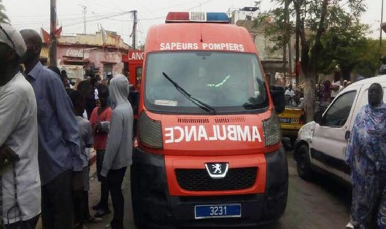 Cambérène: Une dame tuée par un pan de mur qui s'est...