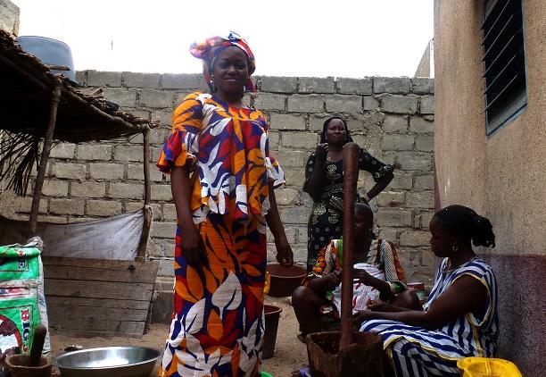 Diagnostic livré lors de la  journée du 08 mars : La coordination féminine du Collectif Ñoo Lànk listent les problèmes des femmes