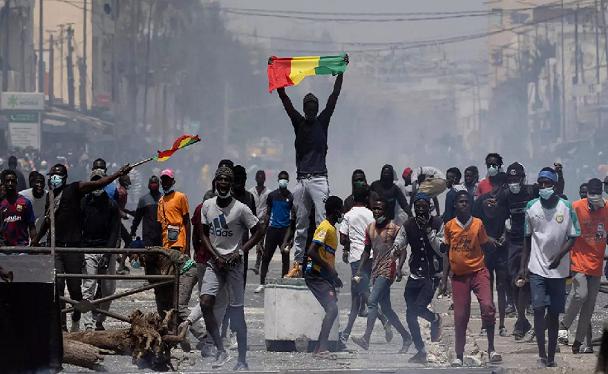Mobilisation pour la libération de Ousmane Sonko: Le ministre de la Justice en attribue le « succès » aux lutteurs